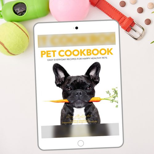 Pet Cookbook (Digital eBook)