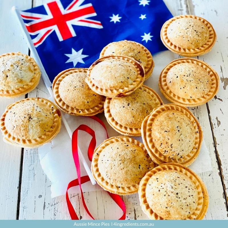 Aussie Mince Pies