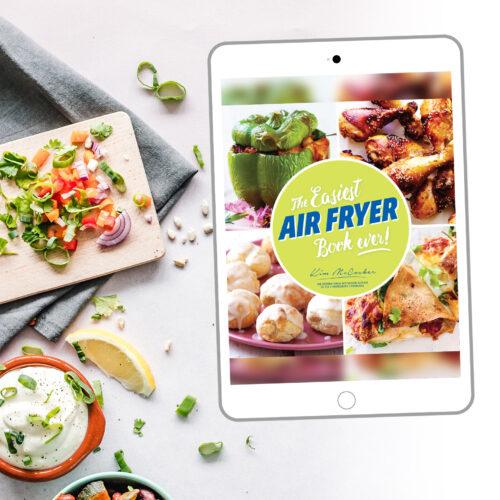 The Easiest Air Fryer Book ever! (Digital eBook)