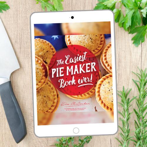 The Easiest PIE MAKER Book Ever! (Digital eBook)