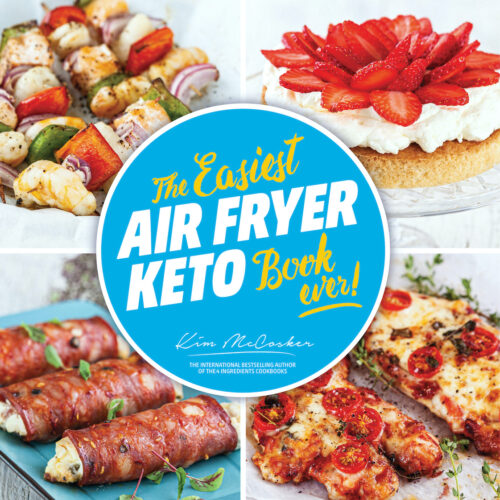 The Easiest Air Fryer KETO Book ever